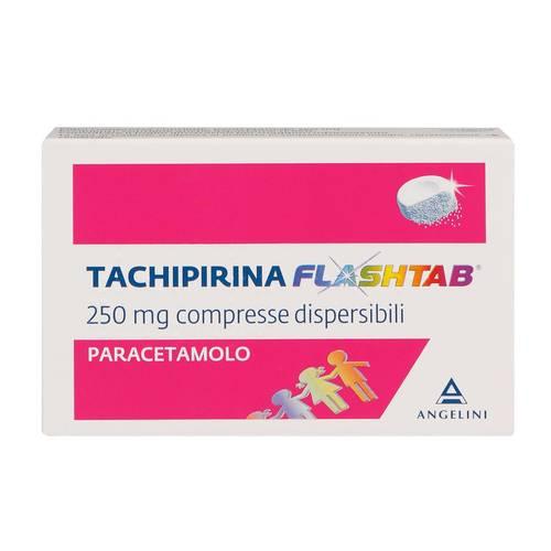 Tachipirina Flashtab 250 mg Paracetamolo 12 Compresse
