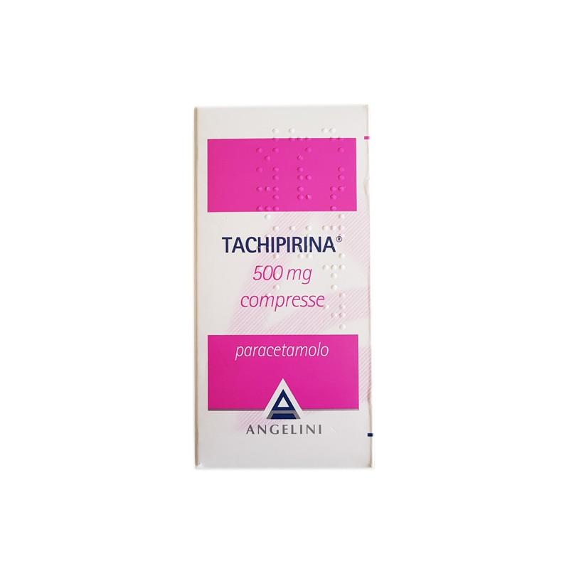 Tachipirina 500 mg Paracetamolo 30 Compresse