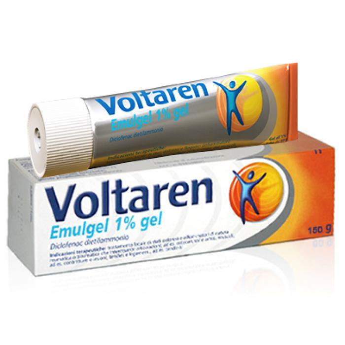 Voltaren Emulgel 1% Diclofenac Gel Dolori Articolari 150 g