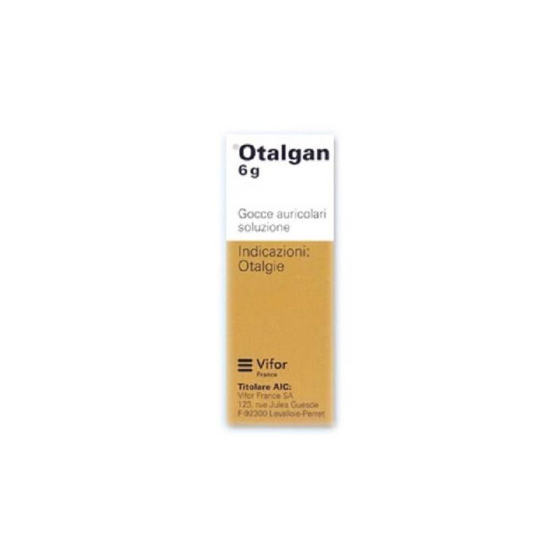 Otalgan Gocce Auricolari 1%+5% Procaina / Fenazone Flacone da 6g