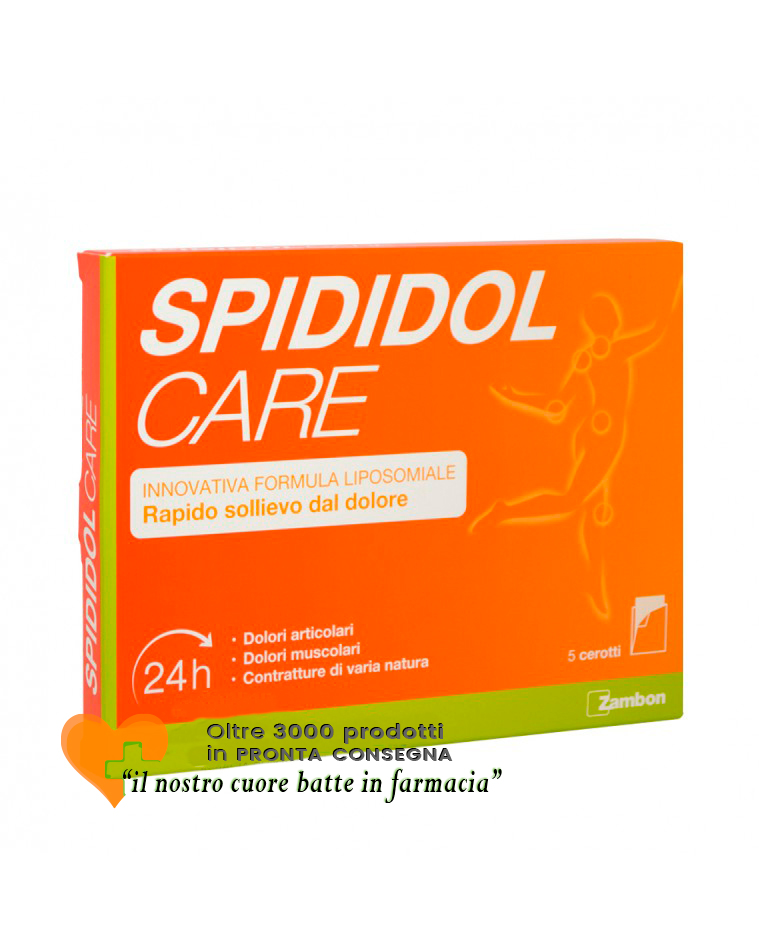 Spididol 400 mg Ibuprofene Sale di Arginina Analgesico 12 Compresse Rivestite