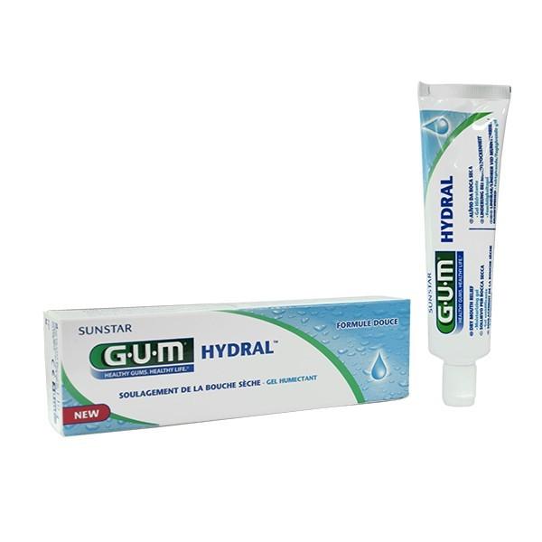 Gum Hydral Gel Idratante Bocca 50 Ml