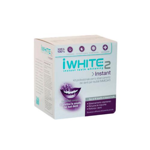 iWhite Instant 2 Trattamento Sbiancante Denti Istantaneo 10 Bite