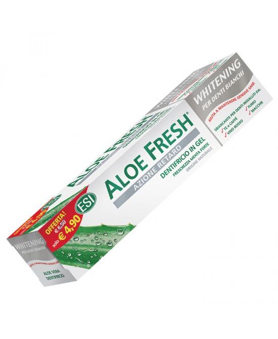 Esi Aloe Fresh Dentifricio Whitening Retard 100 ml