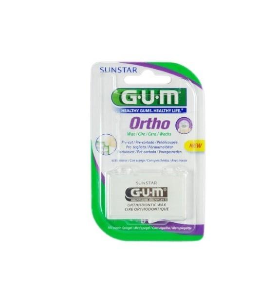 Gum Ortho Cera Ortodontica 5 Pezzi