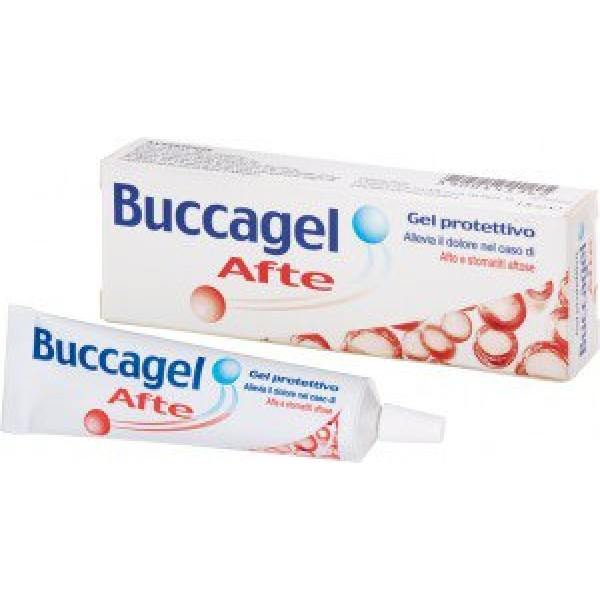 Buccagel Afte Gel Protettivo 15 ml