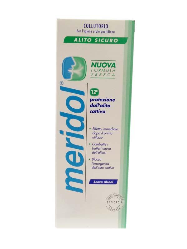 Meridol Halitosis Collutorio Anti-Alitosi Nuova Formula 400 ml
