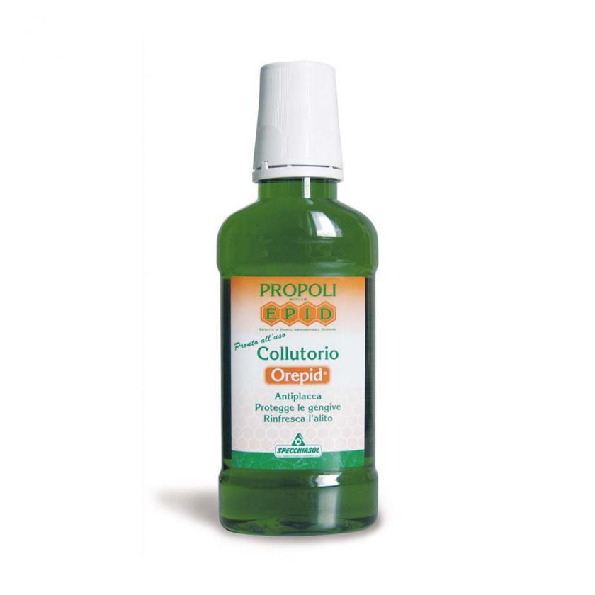 Specchiasol Orepid Collutorio Naturale Antiplacca 250 ml